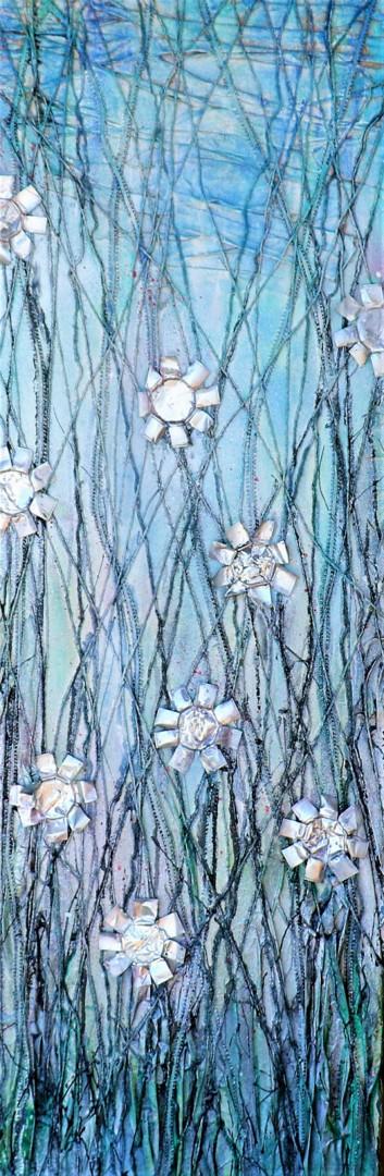 Liudmyla Durante - Urban nature (Blue)