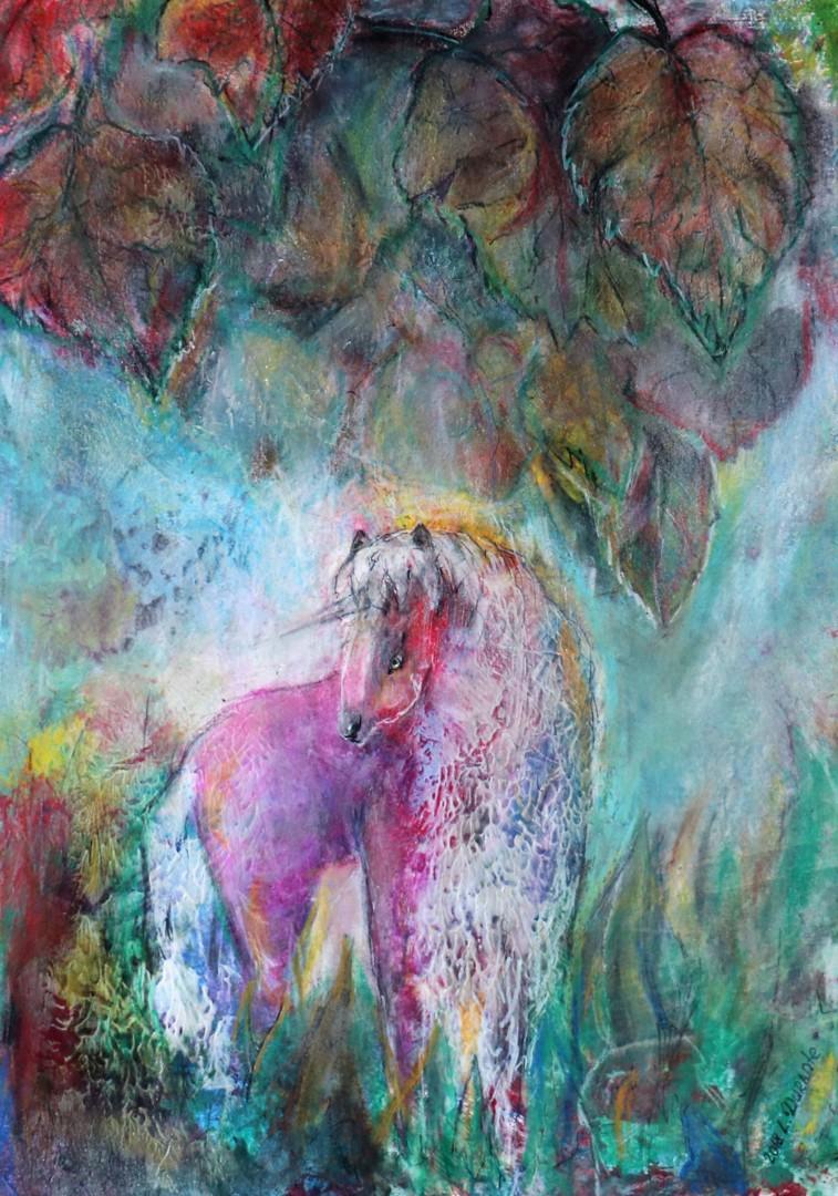 Liudmyla Durante - The unicorn