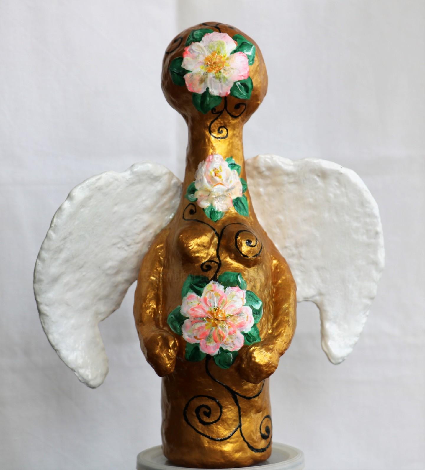 Liudmyla Durante - Angel of fertility
