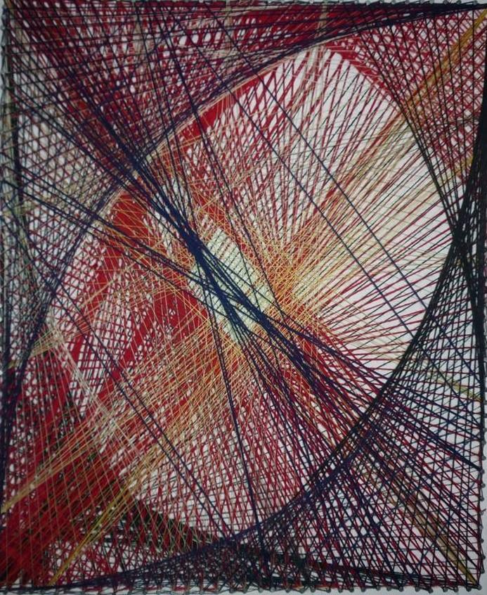 Liudmyla Durante Art & Jewelry - Eye of the Universe 2
