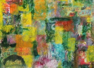 """""""Now is the time"""" (in honor of Paul Klee)"""